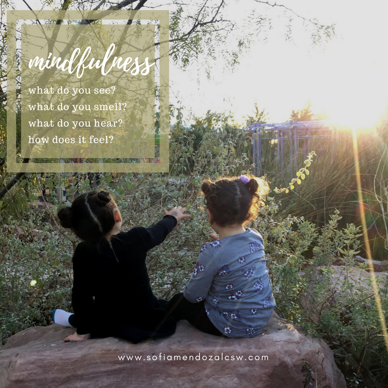 Mindfulness For Kids And Parents Sofia Mendoza Lcsw